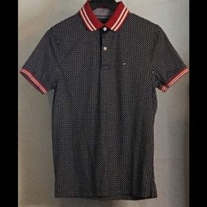 Woman's Tommy  HILFIGER  Slim Fit Polo Small